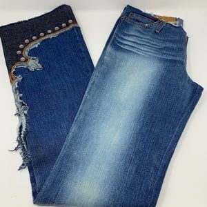 ROCK & REPUBLIC Rock and Roll Cowgirl Jeans 27